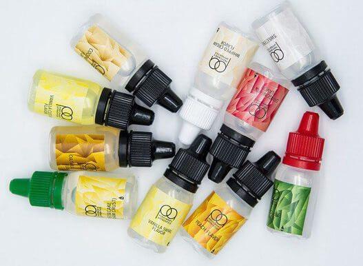 ароматизаторы TPA во флакончиках по 10 мл фото